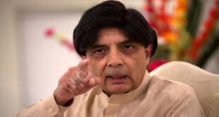 Ch Nisar Ali Khan