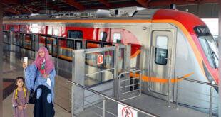 Orange Line Train Latest Update