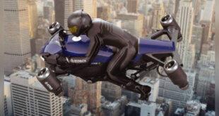 Flying-Motorcycle